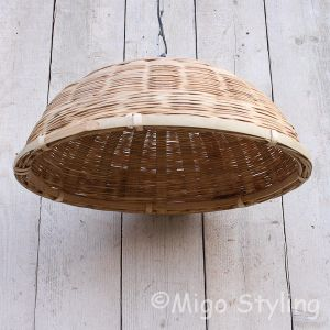 Hanglamp Nyoman riet