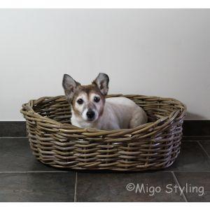 Hondenmand klein