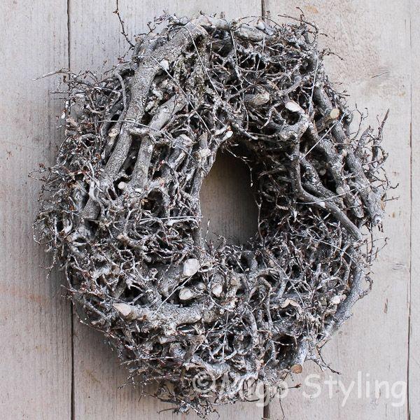 bonsai krans 30 cm