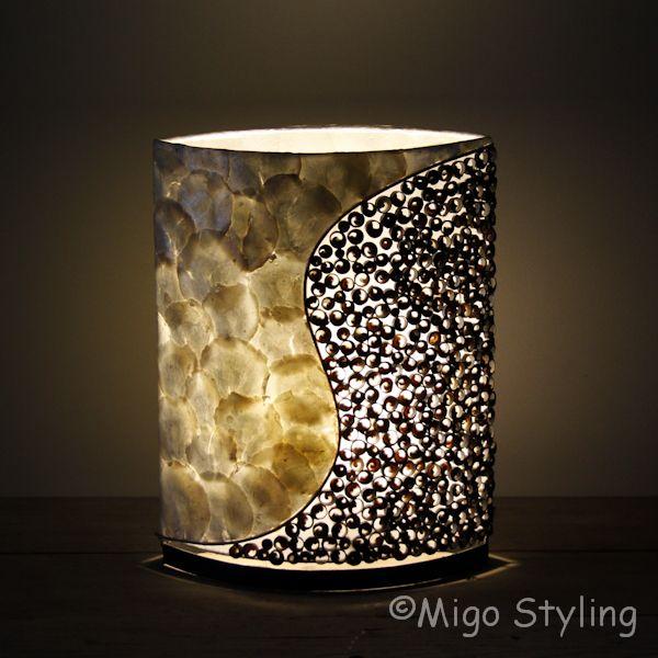Tafellamp Schelpen design groot