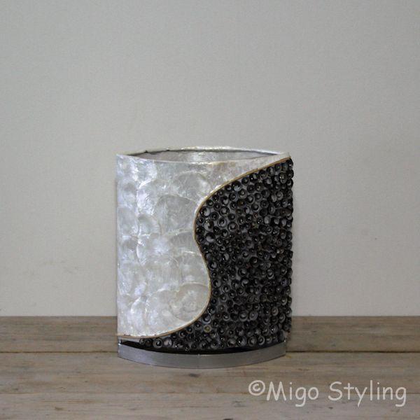 Tafellamp Schelpen design middel