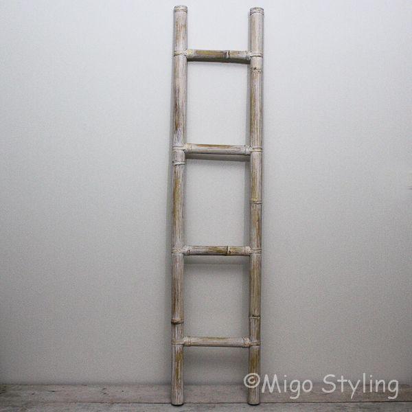 Bamboe ladder
