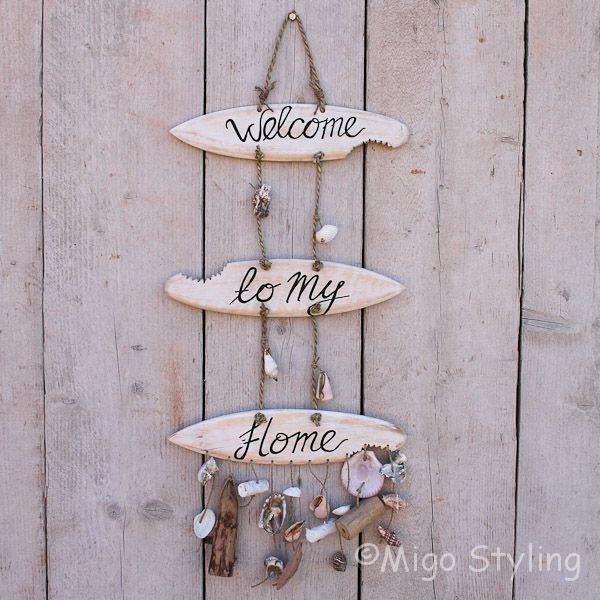 Welcome to my home Surfbord